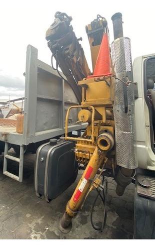 camion con brazo de grua 8 tons