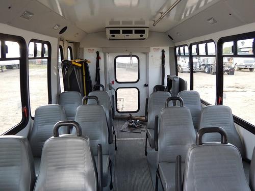 camion con equipo autobus 2010 ford e450 gm106617
