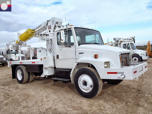 camion con grua y broca freightliner (gmx105326)