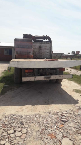 camion con hidrogrua !