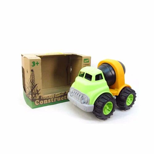 camión con mezcladora de construcción - hay de todo!