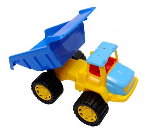 camion con movimientos  volcadora  36cm