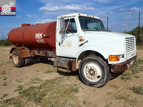 camion con pipa internacional año 1991 (gm104849)