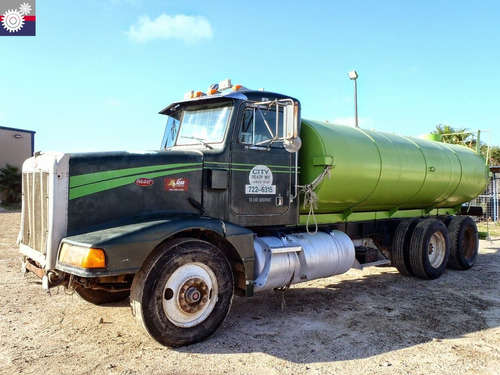 camion con pipa peterbiltl año 1990 (gm105272)