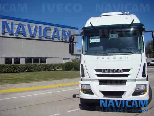 camion cursor iveco