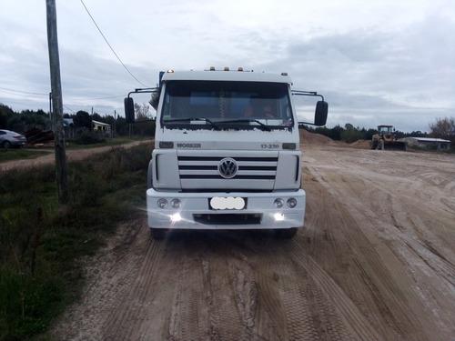 camion c/volcadora volkswagen 17220 2008