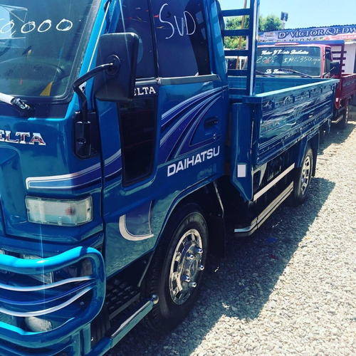 camion daihatsu de oportunidad 2001 nuevo