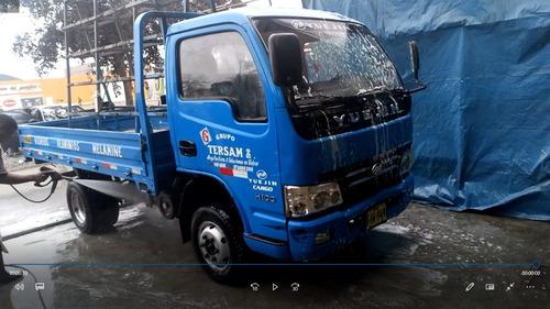 camion de 2 toneladas