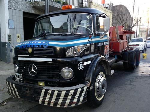 camion de auxilio
