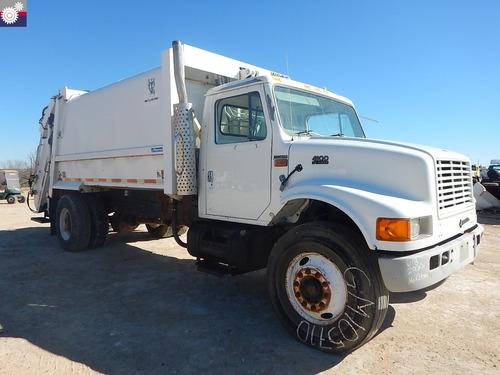 camion de basura international año 2000 (gm105710)