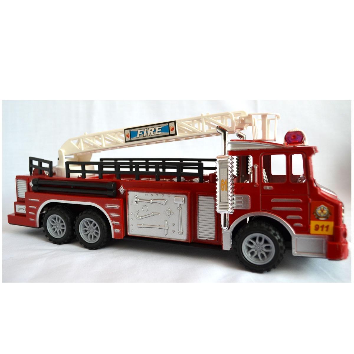 Único Camión De Bomberos De Lego City Para Colorear Componente ...