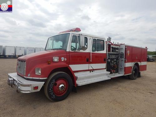 camion de bomberos pierce/freightliner 1996(gm106108)