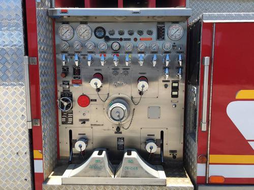 camion de bomberos thibeault duplex mod. 1986 como nuevo