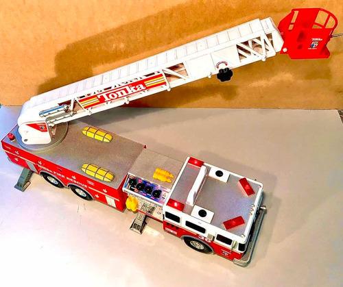 camión de bomberos tonka (fire rescue) modelo 36 0347