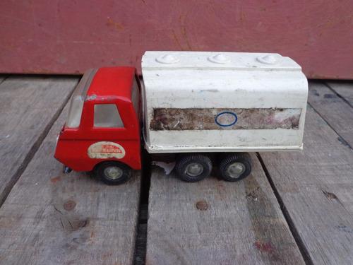 camion de chapa san mauricio antiguo