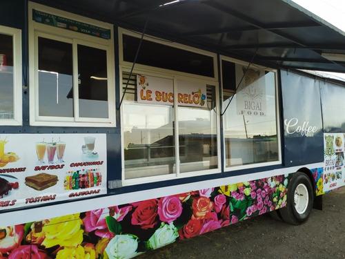 camión de comida (food truck)