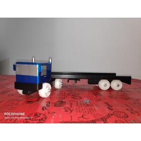 Camión De Fabricación Artesanal