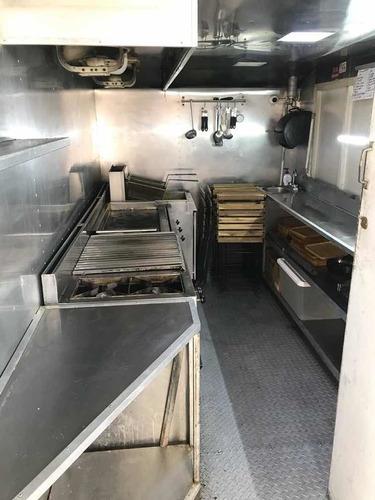 camión de food truck