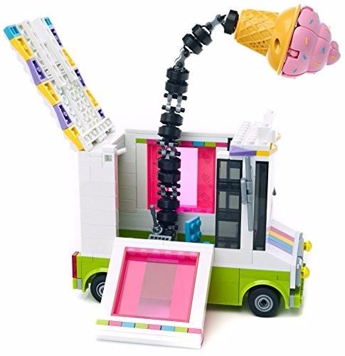 camion de helados mega bloks minions