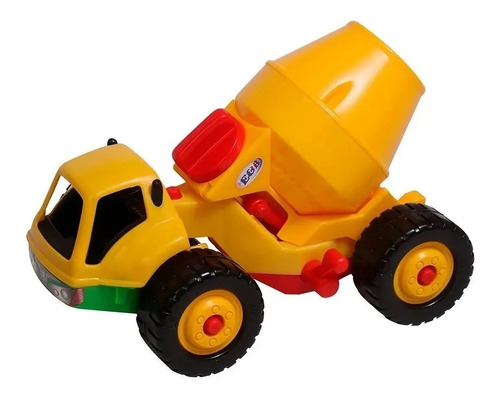 camion de juguete el gran mezclador e&b art 281 educando