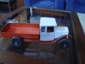 Años De 50 Juguete Camión Lata Ingles UMVLSqzpG