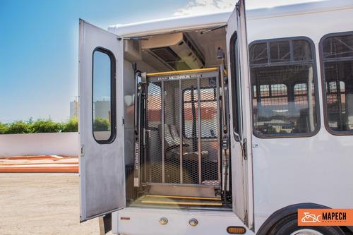 camión de pasajeros ford diesel 2008