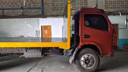 camion de plataforma dongfeng