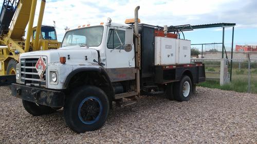 camión de servicio international