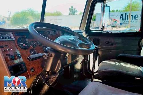 camion de servicio peterbilt 2002, marimba, nacional