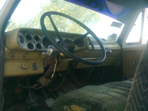 camion de volteo dodge 1982