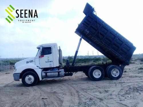 camion de volteo freightliner