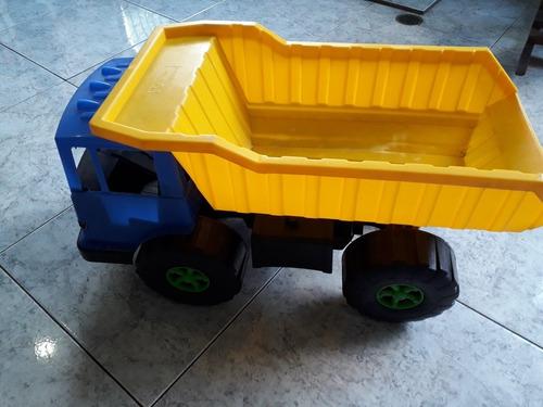 camión de volteo juguetes
