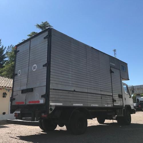 camion deutz agrale stark 18 c/caja paquet. `98 $ 450000
