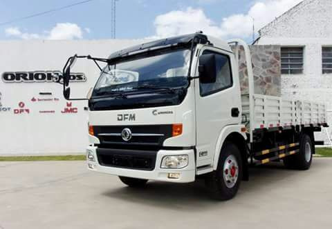 camion dfm 1064 hasta 5500kg motor cummins 160 hp