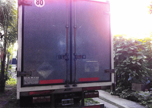 camion dfm cummins con caja