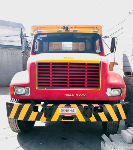 camion dina 1991 torton plataforma