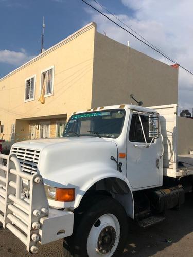 camion dina internacional torton plataforma