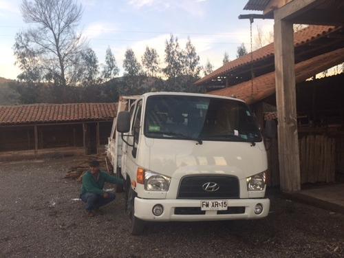 camion doble cabina hyundai hd65