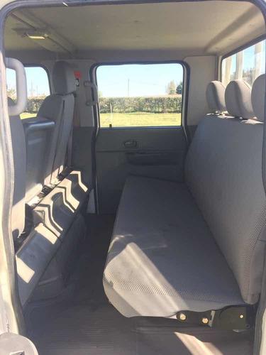 camion doble cabina jmc como nuevo