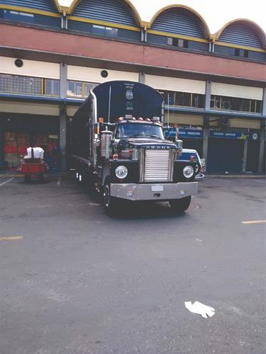camión doble troque 18 toneladas / 3 ejes