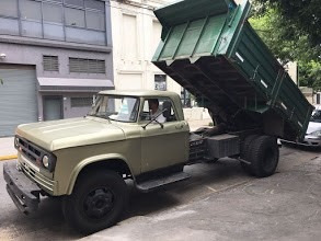 camion dodge 500