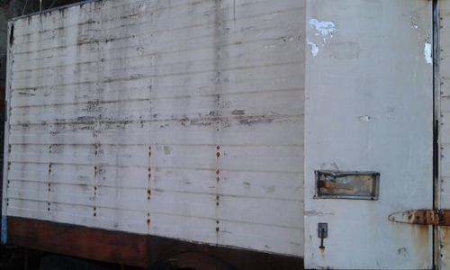 camion dodge 600 /73  carroceria y caja fae de 5ta con 08