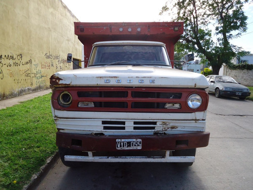 camion dodge 600