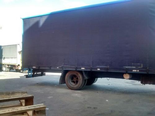 camión dodge 800 con caja saider se vende junto o separado