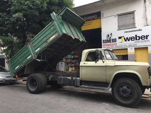 camion dodge dp 500 motor a nuevo