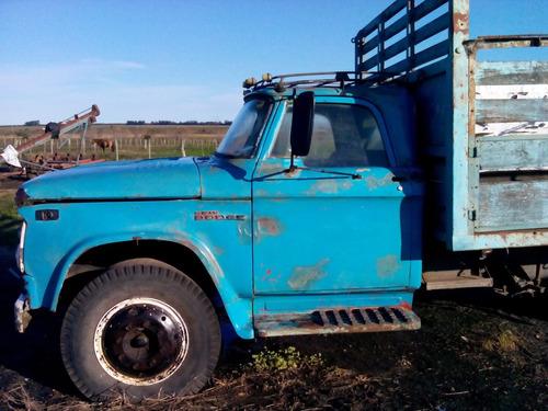 camión dodge ingles doble eje kew 700
