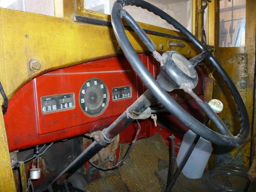 camión dodge mudanzas año 1947 pieza de colección - museo