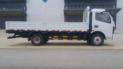 camion dongfeng motor cummins 137 cv pb: 6.400 kg o km!!