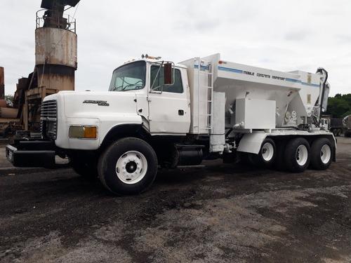 camion dosificador concreto cemen tech mcd8-100h ford f 9000