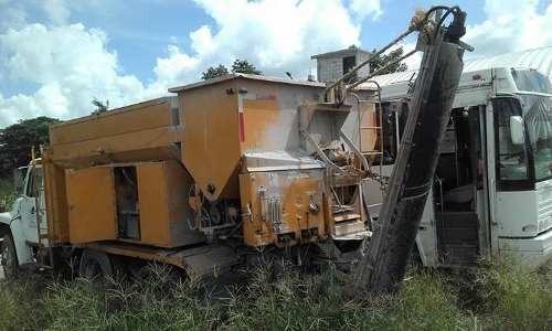 camion dosificador de concreto 87